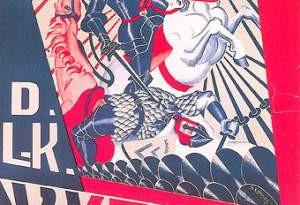 STROLIS Vytauto Didžiojo plakatas