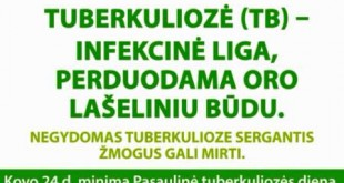 Tuberkuliozės diena
