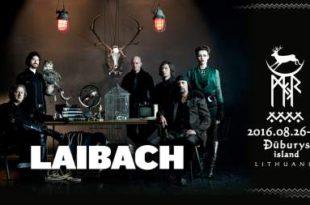 """""""Laibach"""""""