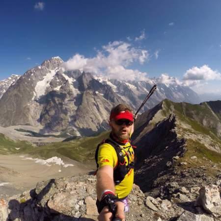Ultramaratonų bėgikas Marius Greblikas: jeigu bėgti, tai tik su knyga