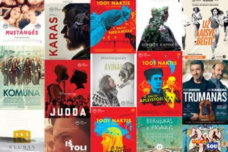 """""""Kino pavasaris"""" tęsiasi rudenį: žiūrimiausi festivalio filmai TV videonuomoje"""