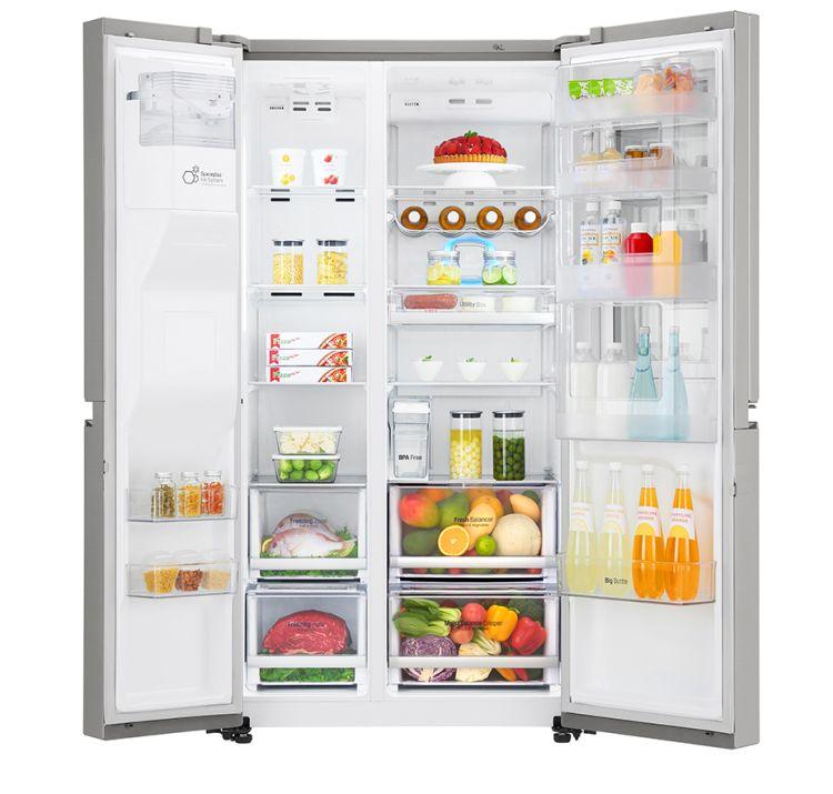 Šaldytuvai internetu: kaip ir už kiek rinktis?