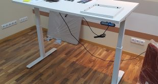 elektriniai reguliuojamo aukščio stalai