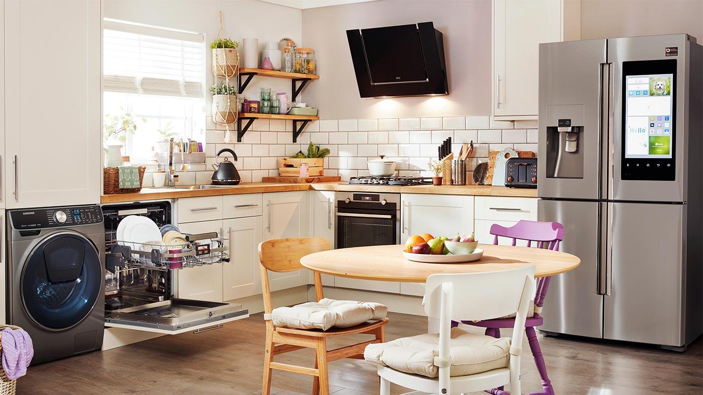 10 dalykų, kurių jums niekas nepasako keičiant jūsų virtuvės buitinės technikos prietaisus