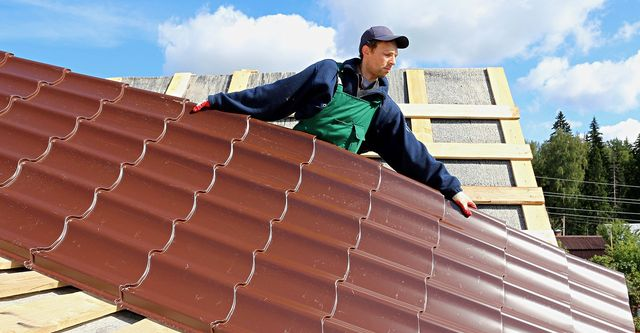 Kiek kainuoja metalinis stogas namui?