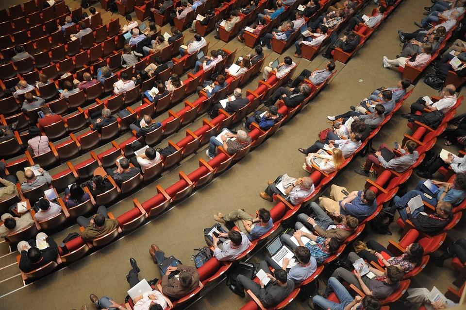 Verslo konferencija turi būti ne tik informatyvi, bet ir patraukli