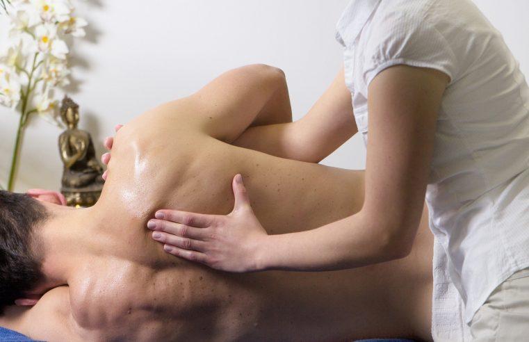 Sportinio masažo privalumai