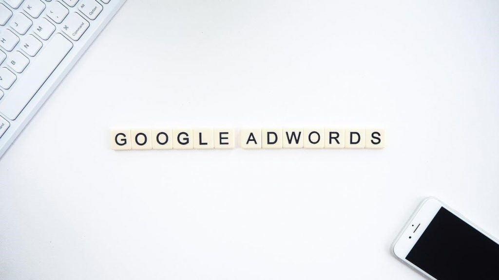 Google Adwords Sign