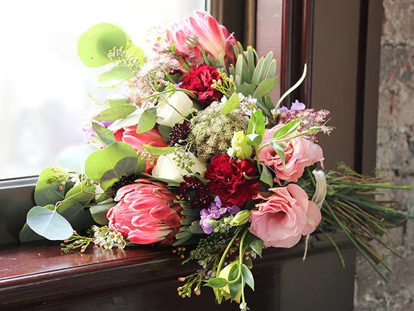 Rožės į namus – nustebinti padedantis sprendimas