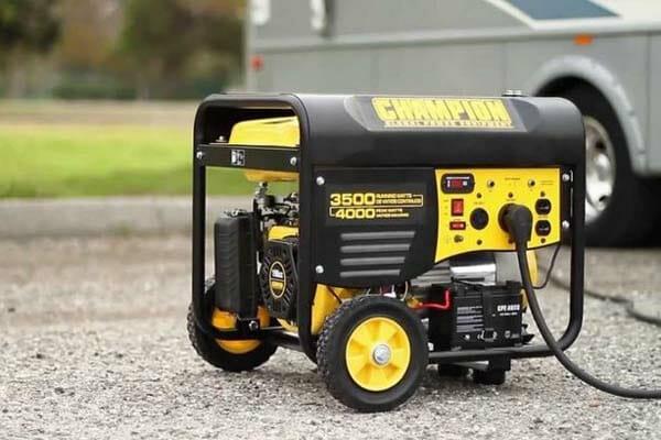 Kokį elektros generatorių pasirinkti?