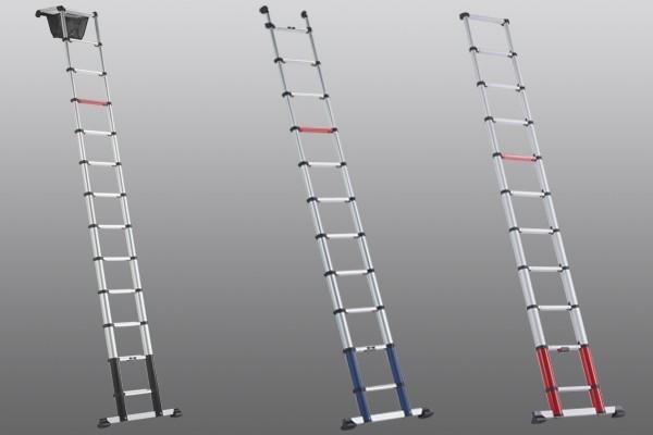 Kokias kopėčias pasirinkti statyboms?