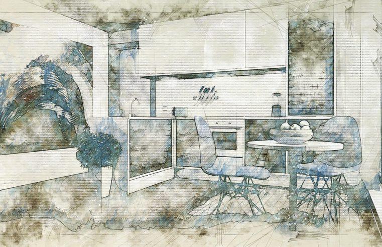 Virtuvinės spintelės ir jų dažymas: lengvesnis ir pigesnis būdas virtuvės atnaujinimui